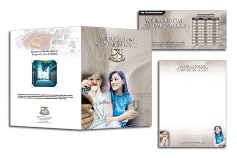 Church capital campaign theme - Sample Inst. 01b